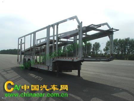 CA9201TCL型解放牌车辆运输半挂车图片1