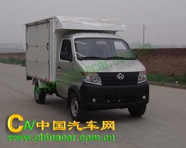 长安牌SC5026XSHDE型售货车图片