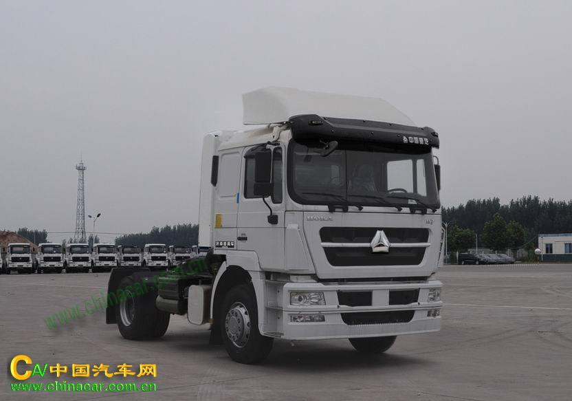 斯达-斯太尔牌zz4183v3811c1cb型牵引汽车图片