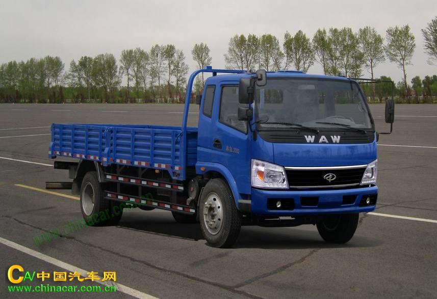 飞碟牌fd1146p8k4型载货汽车图片