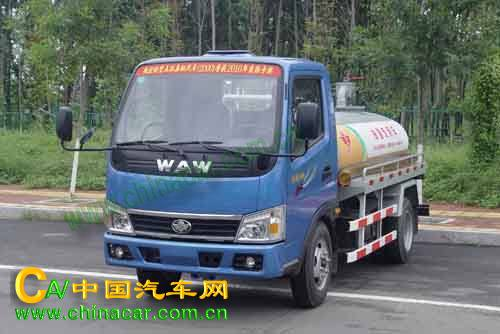 WL2815G1型五征牌罐式低速货车图片1