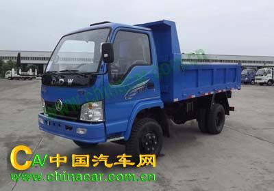王牌牌cdw4010d2a2型自卸低速货车图片