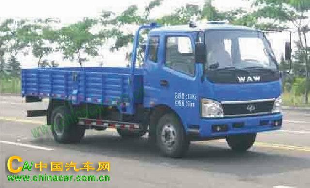 飞碟牌fd1052p10k型载货汽车图片