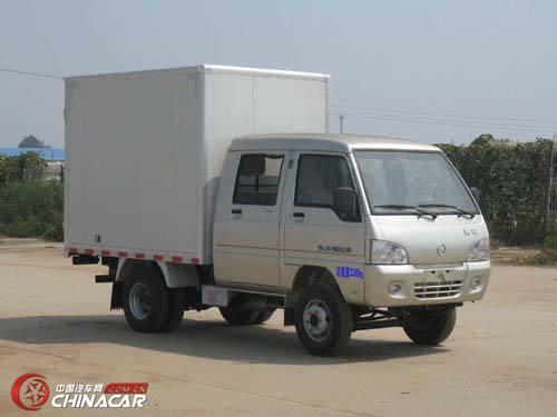 KMC5033S3XXY凯马牌厢式运输车图片