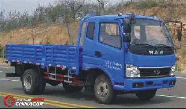 飞碟牌fd1160p8k型载货汽车图片