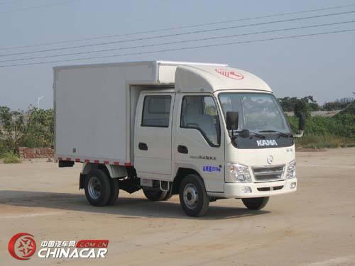 KMC5028S3XXY凯马牌厢式运输车图片