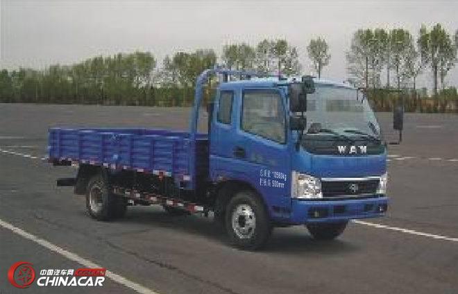 飞碟牌fd1113w10k4型载货汽车图片2