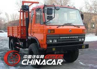EQ2060G型东风牌沙漠越野汽车图片1