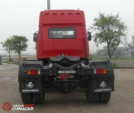 乘龙龙卡牵引车 前四后四 290马力 柴油 lz4232jcq