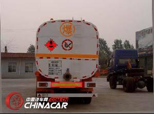 CTY9402GHY型通亚达牌化工液体运输半挂车图片2