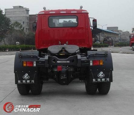 乘龙龙卡牵引车 前四后四 290马力 柴油 lz4231jcq