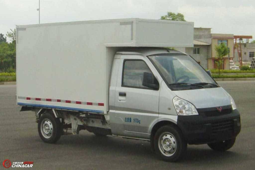 lqg5029xxybdfa五菱厢式运输车图片图片