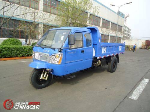 时风牌7ypjz-17100pd8型自卸三轮汽车图片
