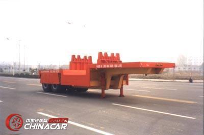 ZCZ9260TTS型华骏牌铁水运输半挂车图片2