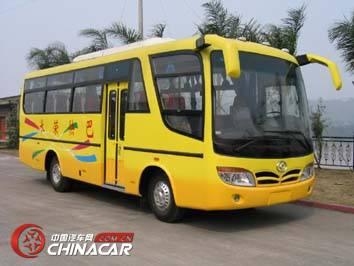 川江牌CJQ6750Q型客车图片1