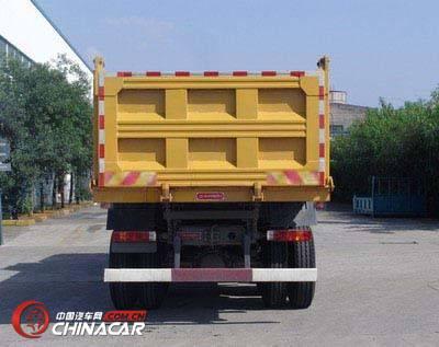 大运牌dyx3251pa43wpd3g型自卸汽车图片
