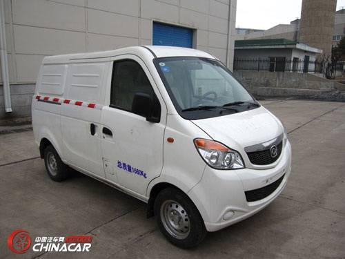 ZQ5022XXYC62F型奥路卡牌厢式运输车图片1