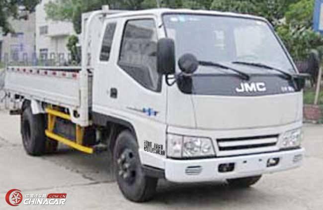江铃 国四排放 小型货车 轻型 单桥 109马力 柴油 5吨以高清图片