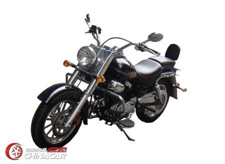 钱江qj250-j型两轮摩托车