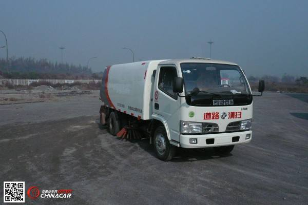 驼马牌SDA5061TSL型扫路车图片