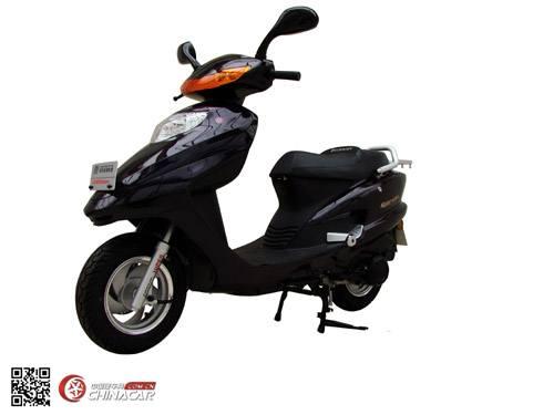 隆鑫lx125t-30型两轮摩托车
