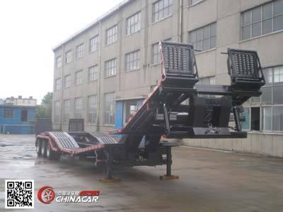 QDZ9371TSCL型青专牌商用车辆运输半挂车图片1