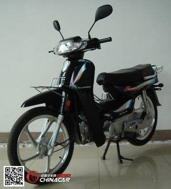 【珠江两轮摩托车zj110-r参数配置】底盘参数_发动机