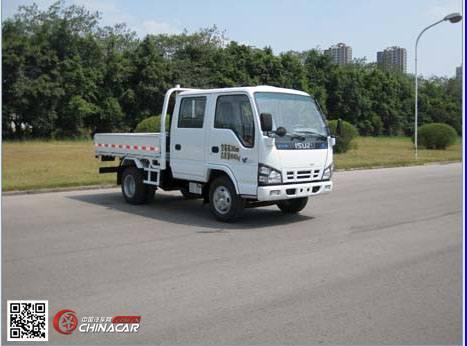 庆铃600P双排整车 五十铃载货汽车 QL1040A1FW 公告 资料 报价高清图片