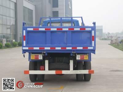 东方红牌bm5815pdc型自卸低速货车图片2