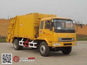 延龙牌LZL5160ZYS型压缩式垃圾车