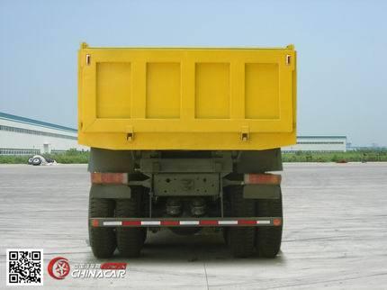 zz3201m2941c2型斯达-斯太尔牌自卸汽车图片2