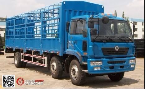 徐工牌NXG5161CSY3型仓栅式运输车图片