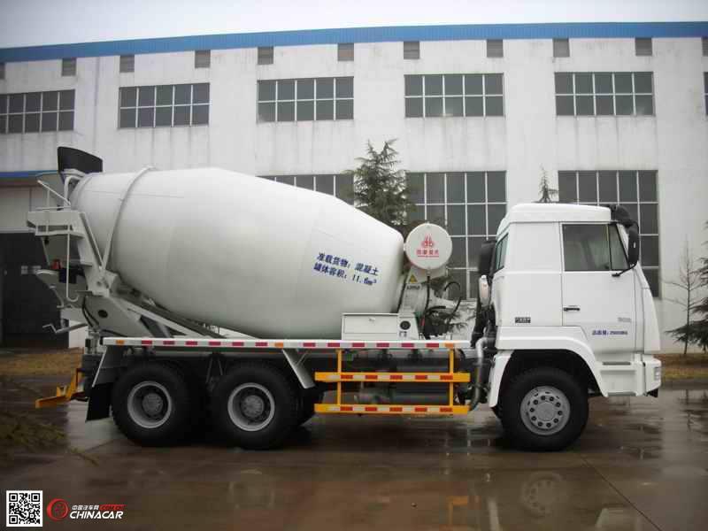 FYG牌FYG5258GJB型混凝土搅拌运输车图片1