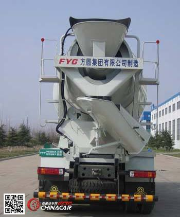 FYG牌FYG5258GJB型混凝土搅拌运输车图片2