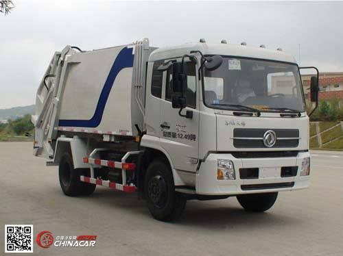 宇威牌YW5121ZYS型压缩式垃圾车