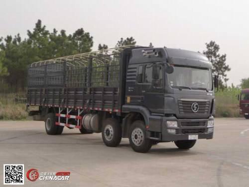 陕汽牌SX5250GP3型仓栅式运输车图片