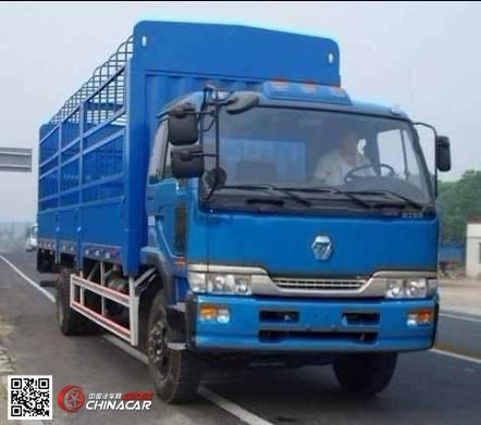 徐工牌NXG5160CSY3型仓栅式运输车图片