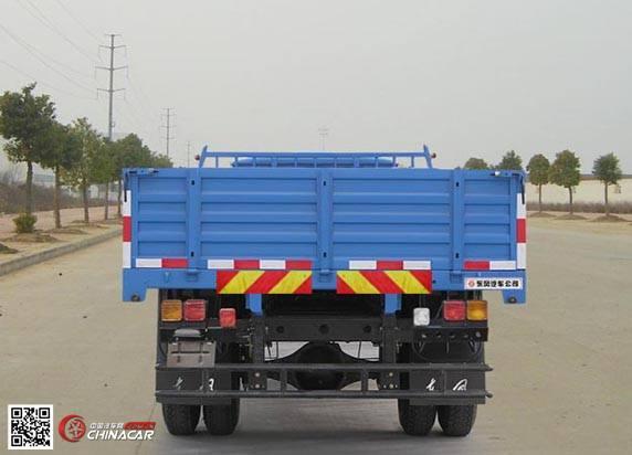 东风 单桥 国三排放 160马力 柴油 10-15吨 载货汽车货车 eq1168gl2