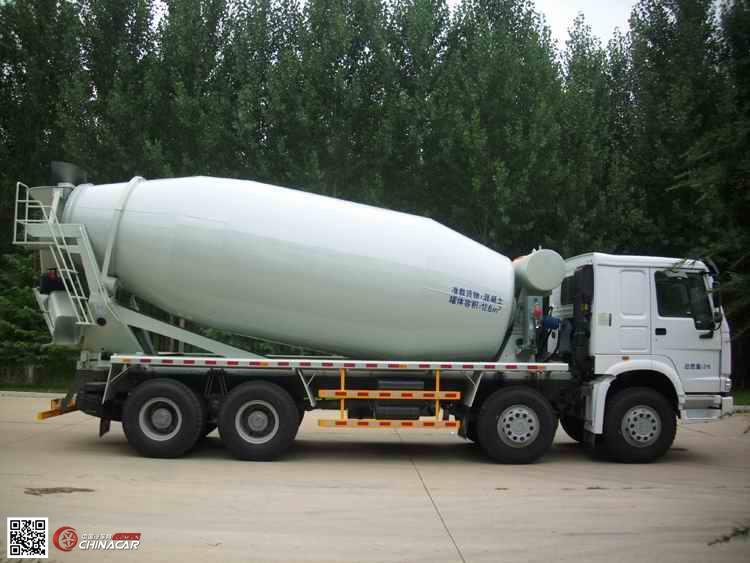 FYG牌FYG5311GJBC型混凝土搅拌运输车图片1