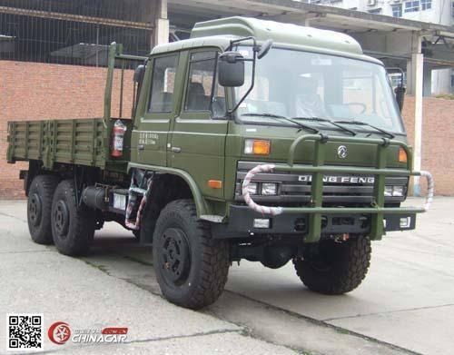EQ2182NX型东风牌沙漠越野汽车图片1