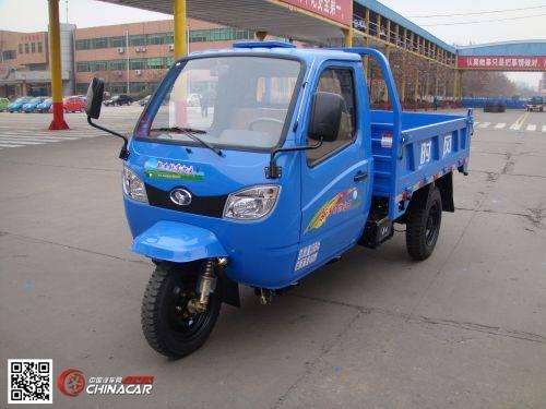 时风牌7ypj-1450da5型自卸三轮汽车图片