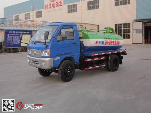 SF2020G1型时风牌罐式低速货车图片1
