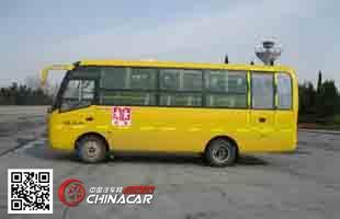 楚风牌HQG6600EXC4型小学生专用校车图片2