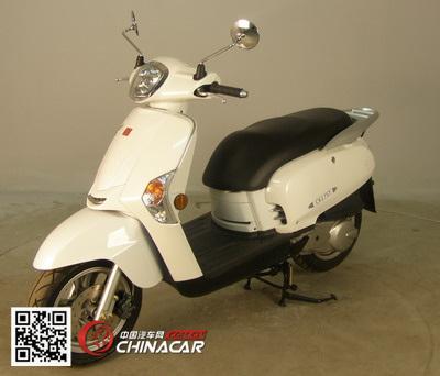 常光ck175t型两轮摩托车