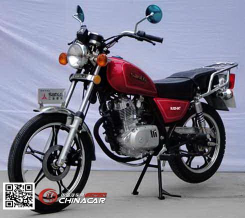 sl125-5at三铃两轮摩托车