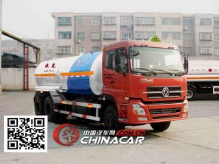 安瑞科(ENRIC)牌HGJ5252GYQ型液化气体运输车图片