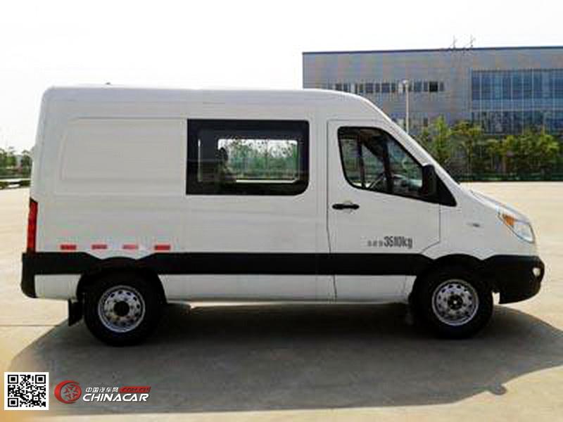 hfc5047xxykmdf江淮厢式运输车图片图片