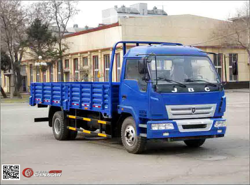 金杯 国四排放 单桥 124马力 柴油 5 10吨载货汽车货车 SY1104DRACQ高清图片