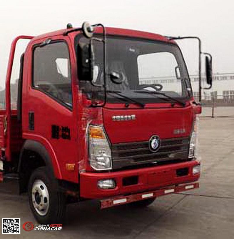 王牌牌cdw1045h1q4型载货汽车图片