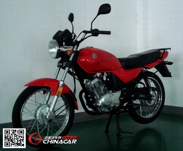 建设-雅马哈jym125-3c型两轮摩托车